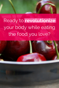 Revolutionize the way you eat