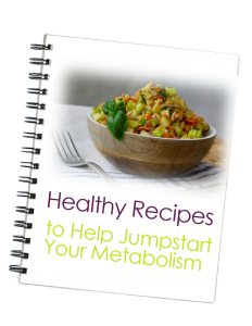 jump start your metabolism book